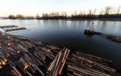 Vancouver Canada Fraser River 4K