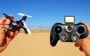 JJRC H6C Micro Camera Drone Test Flight Review