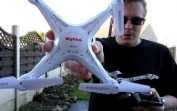 Syma X5C Quadcopter – Guide, Intro, Review & Flight