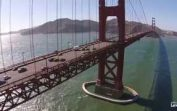Flying Over San Francisco with the Phantom 2 Vision