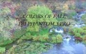 Colors of Fall – DJI Phantom 3 Professional