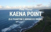 Kaena Point (Oahu Hawaii) via DJI Phantom 3 Drone