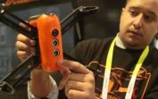 Wingsland M5 drone review video – CES 2016