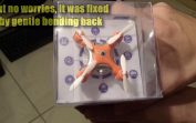 Cheerson CX-10C Worlds Smallest Camera Drone Review