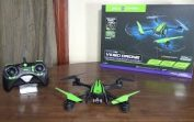 Sky Viper V950 HD Video Drone Review and Flight