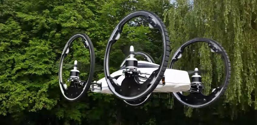 B Flying Car Drone B Flying Car Quadcopte...