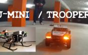 FPV MINI DRONE RACING + RC CAR TROOPER – MODELS IMMERSION QUADRI