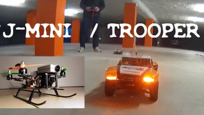 FPV-MINI DRONE-RACING-RC-CAR-TROOPER-MODELS-IMMERSION-QUADRI