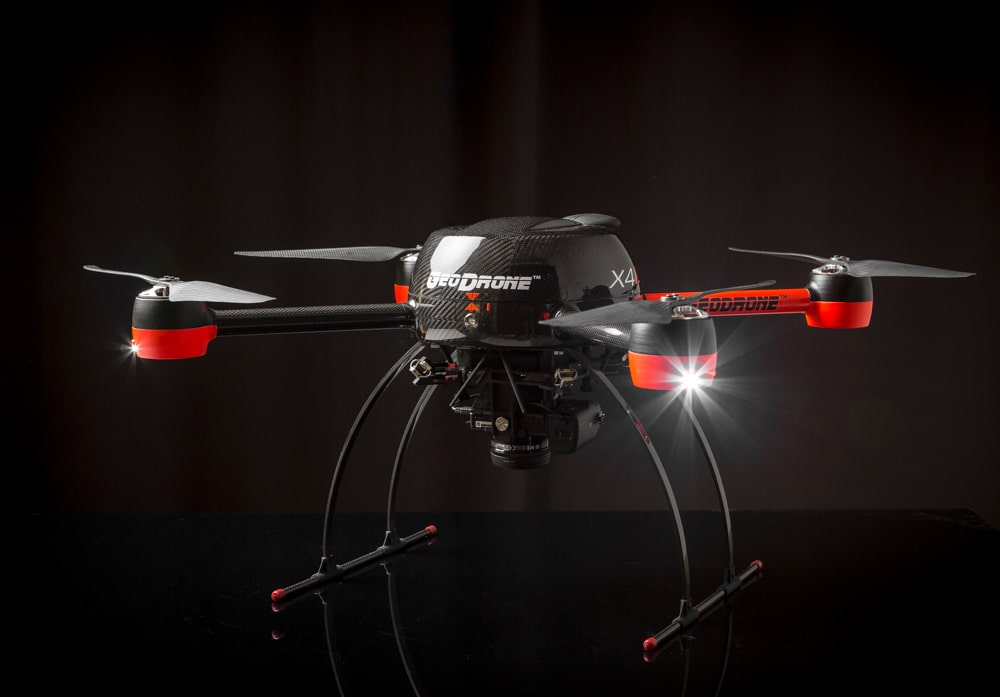 GeoDrone X4L Aerial Mapping Drone