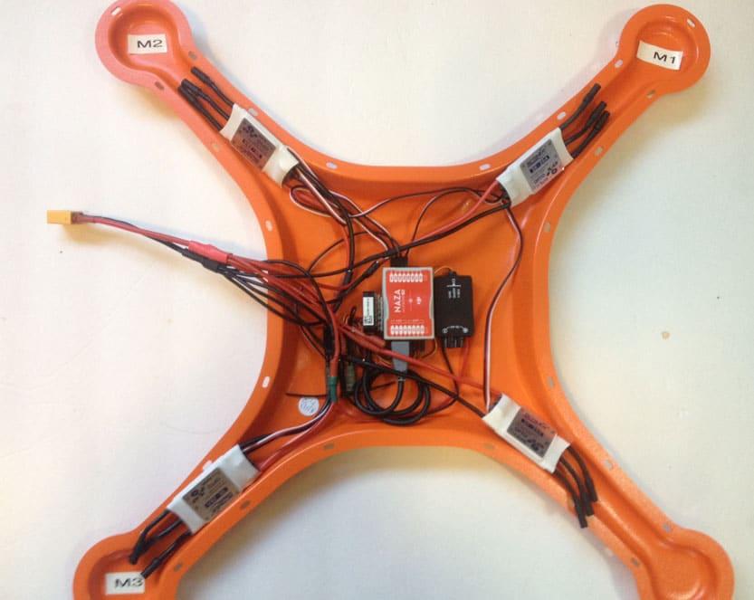 make drone