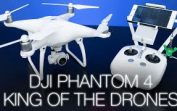 DJI Phantom 4 Review: The Drone Lord Ascendant