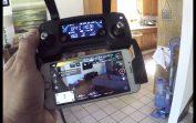 DJI Mavic – Indoor Flight Test