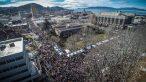 Women's March - On Washington - Bellingham, Wa. 2017
