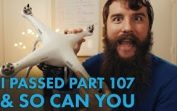 How To Study For & Pass The FAA Drone Test!