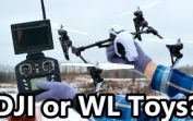 Toy Knock Off Quad Better than the DJI Inspire? | WL Toys Q333-A Comparison – TheRcSaylors